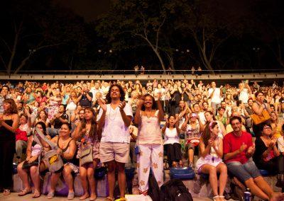 Producción de Festivales